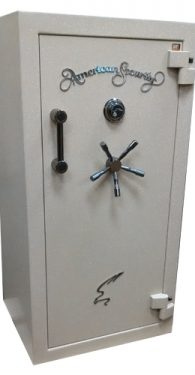 American Security BF Gun Safes