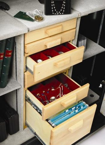 American Security Drawers
