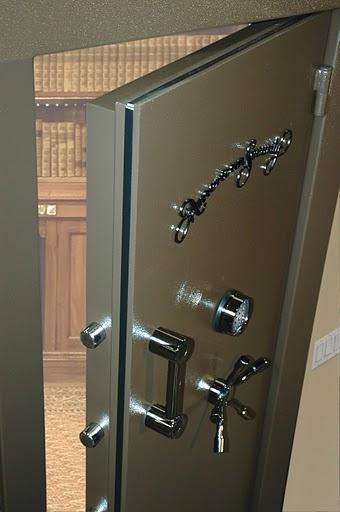 AMSEC VD8036BF VAULT DOOR