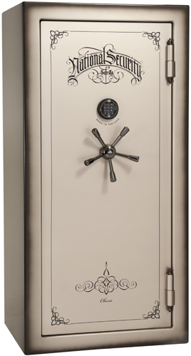 NATIONAL SECURITY CLASSIC PLUS 40 GUN SAFES