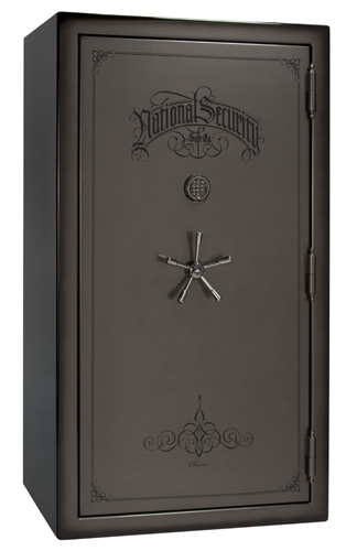 NATIONAL SECURITY CLASSIC PLUS 50 GUN SAFES