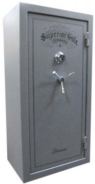 SUPERIOR IRONSIDE 22 GUN SAFES
