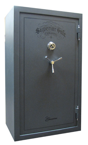 SUPERIOR IRONSIDE 30 GUN SAFES