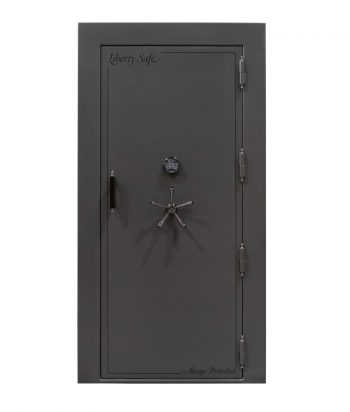 Liberty Safe Vault Door Gray Marble