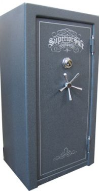 SUPERIOR MASTER 25 GUN SAFES