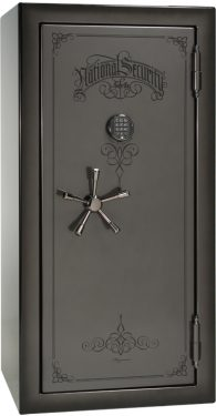 NATIONAL SECURITY MAGNUM 25 GUN SAFE