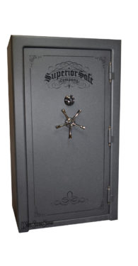 SUPERIOR MASTER 40 GUN SAFES