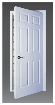 PROSTEEL ULTRA SECURITY DOOR