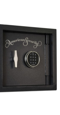 WS1214E5 wall safes