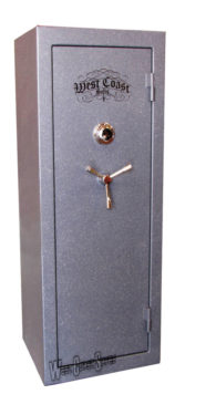 West Coast 17 Gun Safes