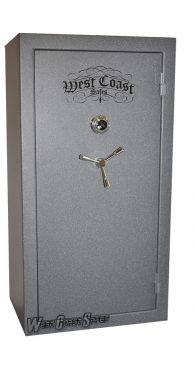 West Coast 22 Gun Safes
