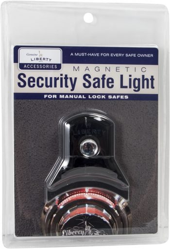 Manual Dial Lock Light
