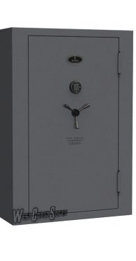 Browning Grand 49 Gun Safe Textured Charcoal/Black Chrome