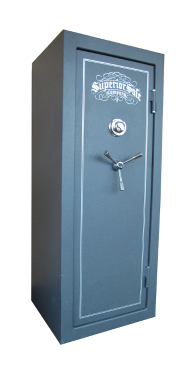 SUPERIOR IRONSIDE 15 GUN SAFES
