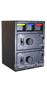 MM2820EE 3 drop depository safes