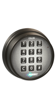 AMSEC ESL20XL ELECTRONIC LOCK