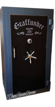 GRAFFUNDER CASTLE 7240 GUN SAFE