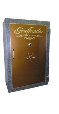 GRAFFUNDER FORTRESS 6026 GUN SAFE