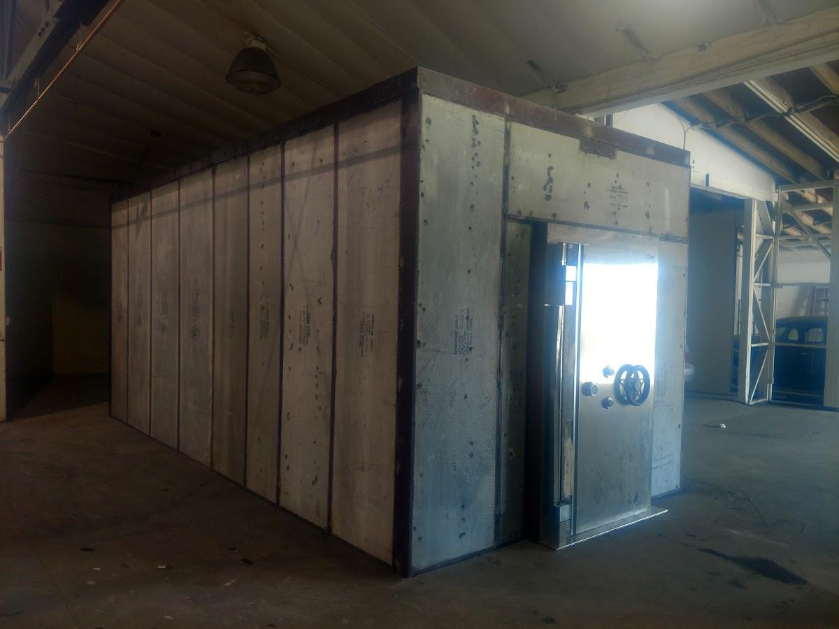 Vault Room Complete