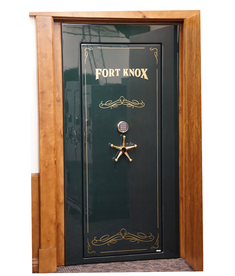 FORT KNOX VAULT DOOR OUT-SWING