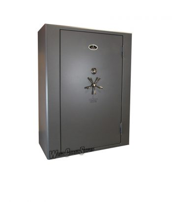 Browning Deluxe 65T Gun Safes Textured Charcoal/Black Chrome