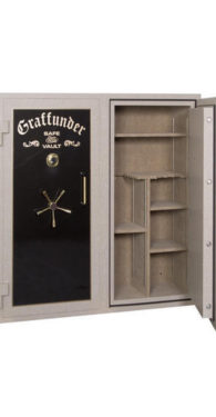 GRAFFUNDER BISHOP 6026 GUN SAFE