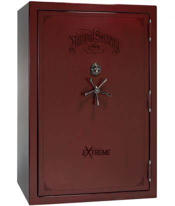 National Security Classic Extreme 60 Burgundy Gloss
