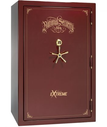 National Security Classic Extreme 60 Burgundy Gloss Gold
