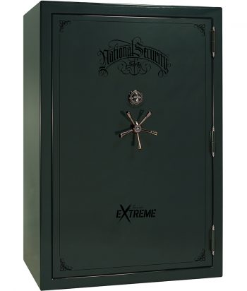 National Security Classic Extreme 60 Green Gloss