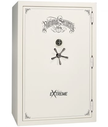 National Security Classic Extreme 60 White Gloss