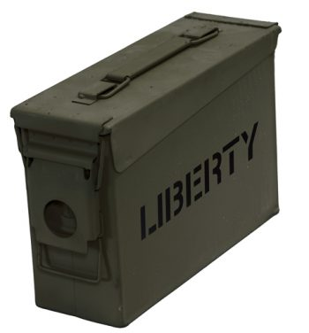 Liberty .30 Cal Ammo Can