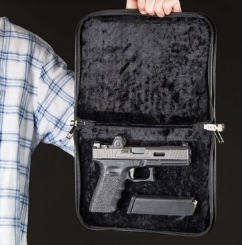 Liberty Magnetic Handgun Case